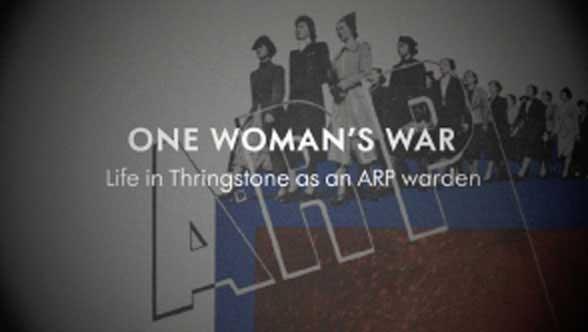 Martyn Hey - One Woman's War video