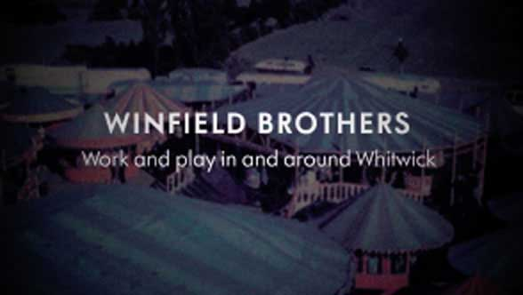 Martyn Hey - Winfield Brothers video